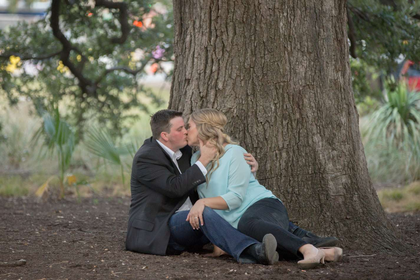 HighDot Studios - Jill and Sean - Engagement Session - Austin - Hope Outdoor Gallery - Long Center (21)
