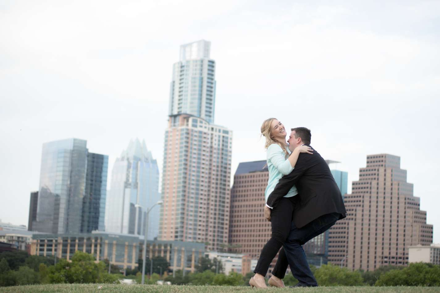 HighDot Studios - Jill and Sean - Engagement Session - Austin - Hope Outdoor Gallery - Long Center (28)