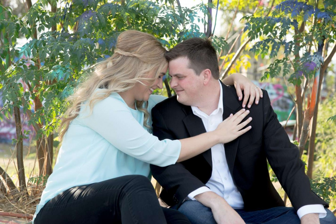HighDot Studios - Jill and Sean - Engagement Session - Austin - Hope Outdoor Gallery - Long Center (4)