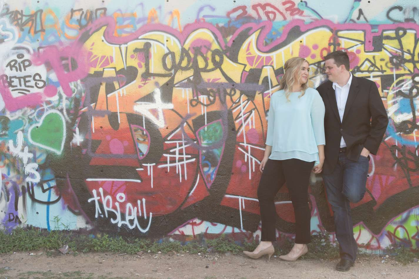 HighDot Studios - Jill and Sean - Engagement Session - Austin - Hope Outdoor Gallery - Long Center (6)