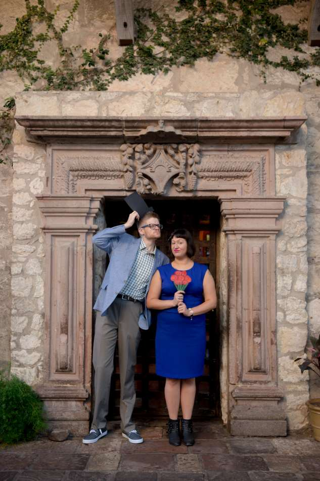 HighDot Studios - Sarah and Zach - Engagement Session - San Antonio - Riverwalk - San Antonio Zoo (10)