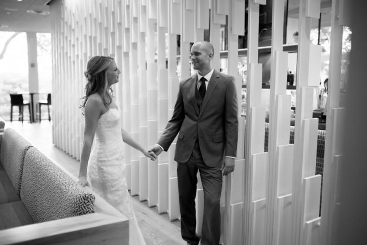 Ariel + Corey : A Wedding at Zilker Park Clubhouse