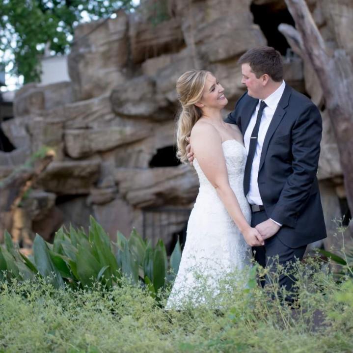 Jill + Sean : A Wedding at The Palm Door