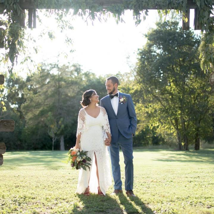 Congratulations Alana + Jeff