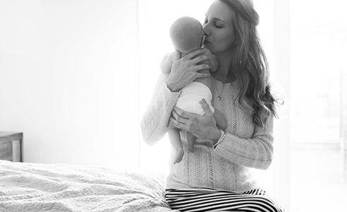 newborn and baby