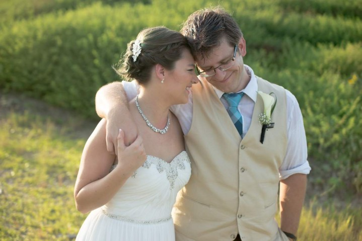 Lauren + Mark : A Wedding at Crystal Beach