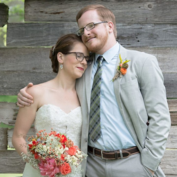 Kim + Mike : Married