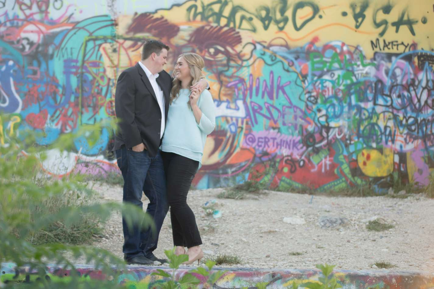HighDot Studios - Jill and Sean - Engagement Session - Austin - Hope Outdoor Gallery - Long Center (10)