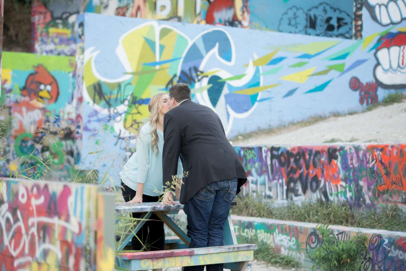 HighDot Studios - Jill and Sean - Engagement Session - Austin - Hope Outdoor Gallery - Long Center (13)