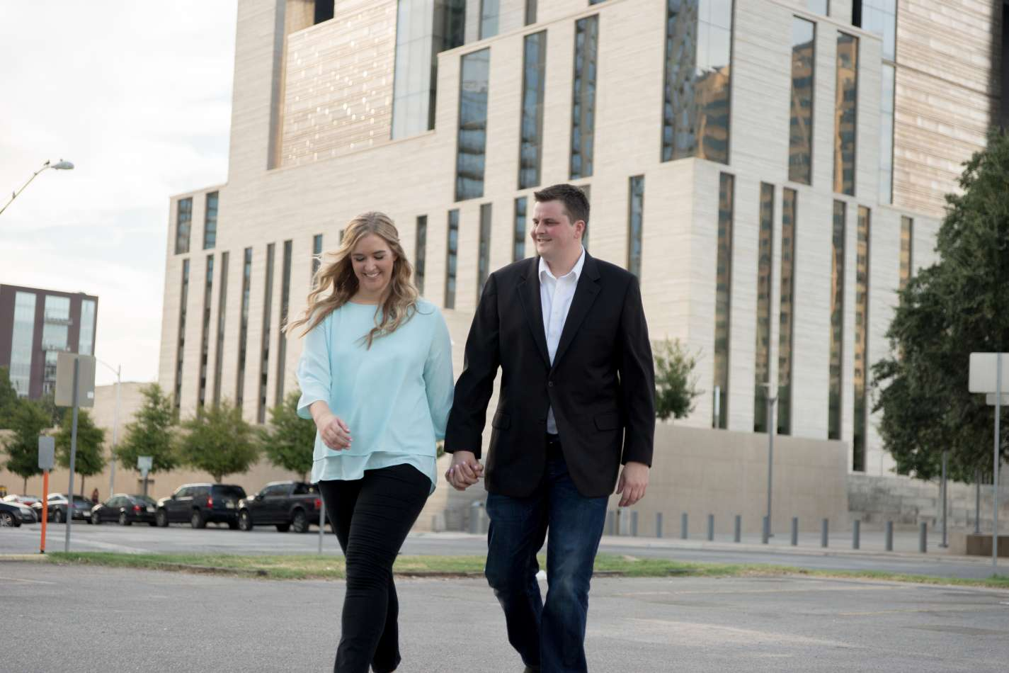 HighDot Studios - Jill and Sean - Engagement Session - Austin - Hope Outdoor Gallery - Long Center (18)