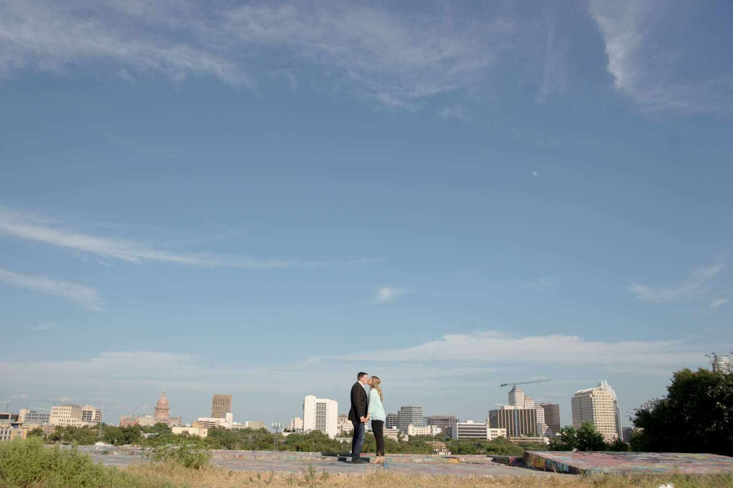 HighDot Studios - Jill and Sean - Engagement Session - Austin - Hope Outdoor Gallery - Long Center (8)
