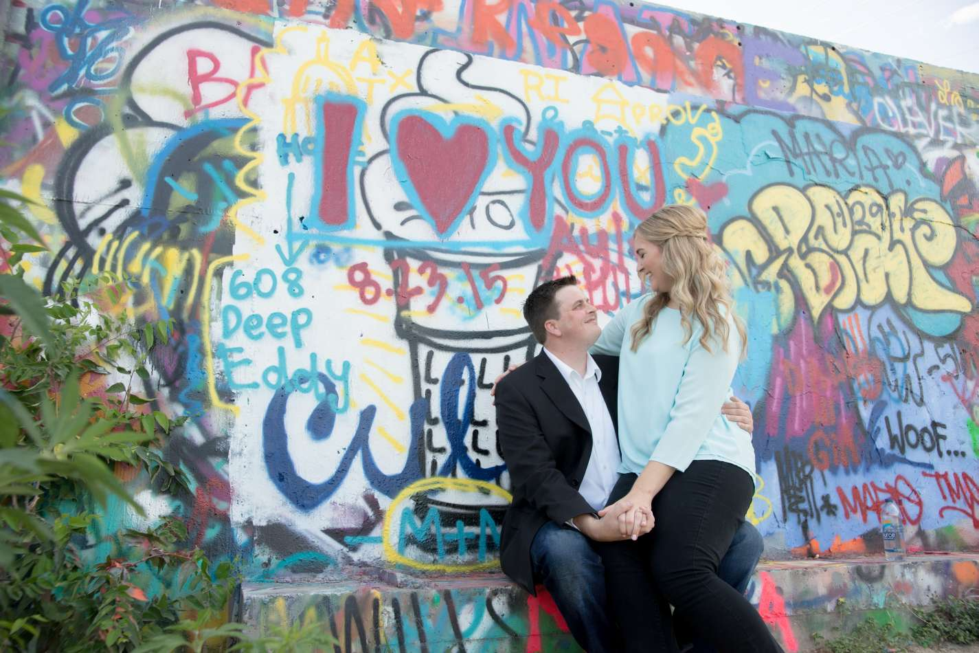 HighDot Studios - Jill and Sean - Engagement Session - Austin - Hope Outdoor Gallery - Long Center (9)