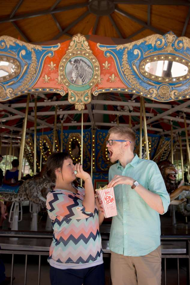 HighDot Studios - Sarah and Zach - Engagement Session - San Antonio - Riverwalk - San Antonio Zoo (26)