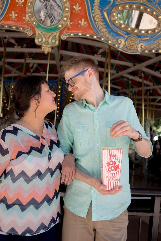 HighDot Studios - Sarah and Zach - Engagement Session - San Antonio - Riverwalk - San Antonio Zoo (27)