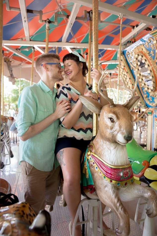 HighDot Studios - Sarah and Zach - Engagement Session - San Antonio - Riverwalk - San Antonio Zoo (29)