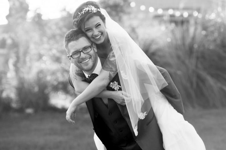 Congratulations Lindsey + Brice